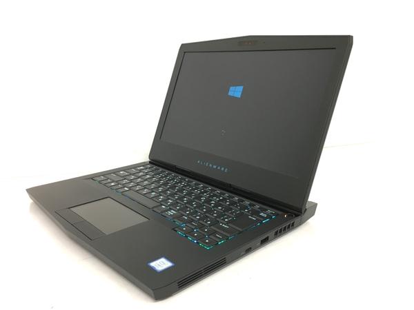 若者の大愛商品 【】 良好 Dell Alienware 13 R3 ノートパソコン 13.3型 i7-7700HQ 2.80GHz 8GB SSD256GB Win10 Home 64bit GeForce GTX 1060 T4332582, ポタジェガーデン 6bda6a71