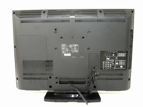 TOSHIBA 東芝 REGZA 32A1S 液晶テレビ 32V型 ブラック 大型O2555293HIW9ED2