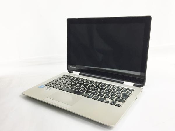 【中古】 TOSHIBA dynabook N61/TG 2in1 パソコン PC 11.6型 Celeron N3050 1.60GHz 4GB HDD500GB Win10 Home 64bit T3824185