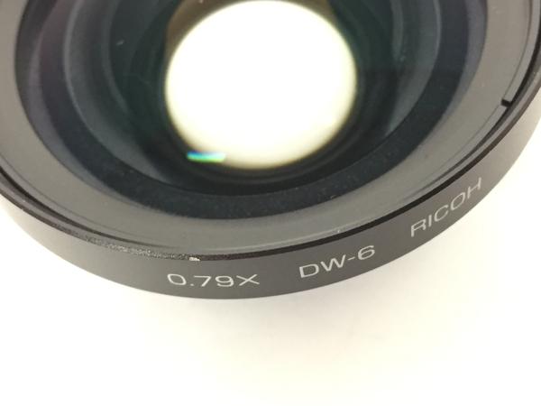 RICOH DW 6 0 79× ワイドコンバージョン レンズ カメラT41345998m0wNn