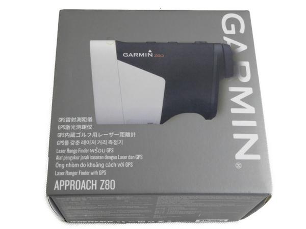 未使用 【中古】 GARMIN ガーミン Approach Z80 GPS ゴルフナビ搭載 レーザー距離計 日本正規品 N3650564