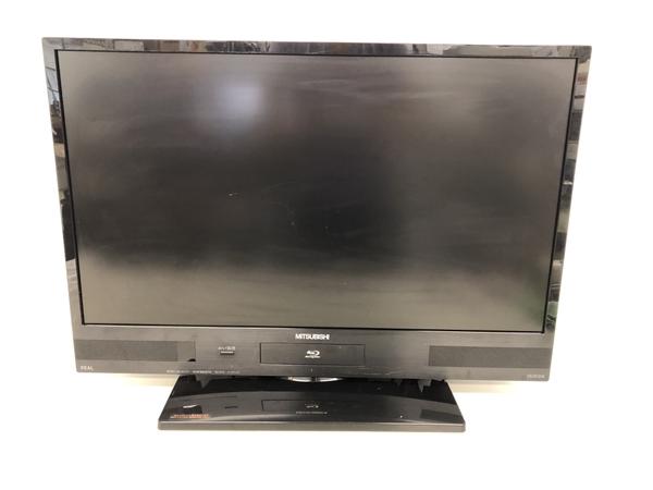 【中古】 MITSUBISHI 三菱 REAL LCD-A32BHR6 液晶テレビ 32V型 【大型】 K3923543