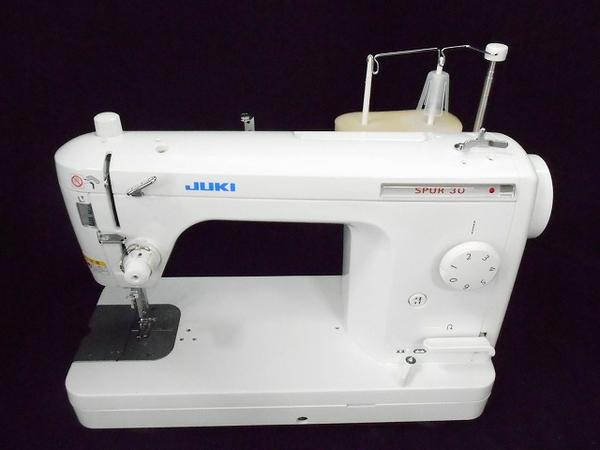 【中古】 JUKI 職業用ミシン SPUR TL-30 本縫い ミシン 職業用 家電 中古 良好 W3523490