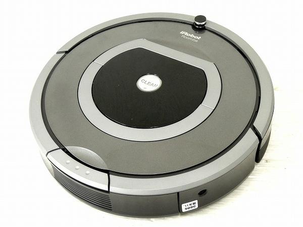 【中古】 iRobot アイロボット ルンバ 780 ロボット 掃除機 自動掃除機 中古 O4121282