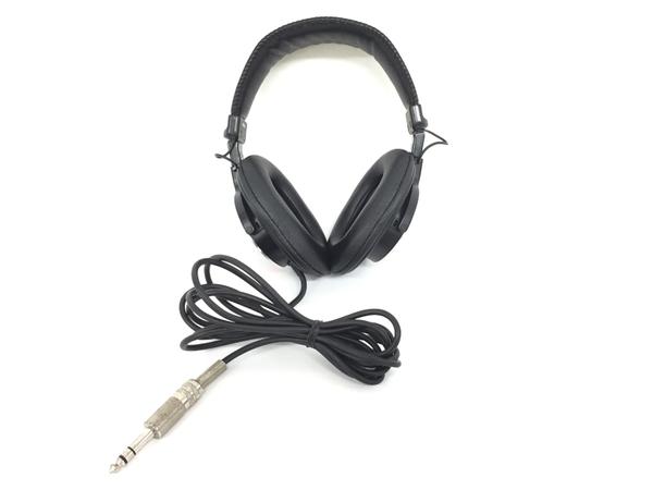 【中古】 ソニー SONY MDR-CD900ST スタジオ モニター ヘッドホン 密閉 ダイナミック型 オーディオ 音響 機材 T3312770