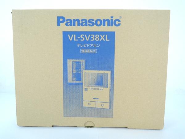 未使用Panasonic パナソニック VL SV38XL テレビ ドアホンY2803407OkTXwPZiu