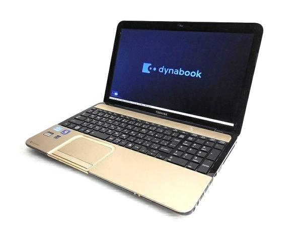 代引き人気 【】TOSHIBA dynabook i7-3610QM 8GB 75GB ノートPC ノートパソコン 東芝 15インチ~ T1758258, 香々地町 7b18238a