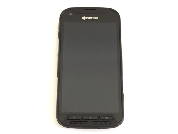 【中古】 KYOCERA DURA FORCE PRO KC-S702 SIMフリー 32GB 5型 ブラック スマートフォン T3613947