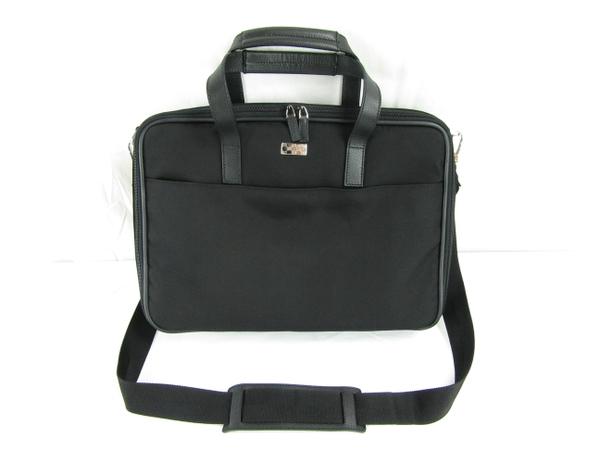 【中古】 GUCCI グッチ 2Way ビジネスバッグ ブリーフケース ブラック 黒 メンズ T3118611
