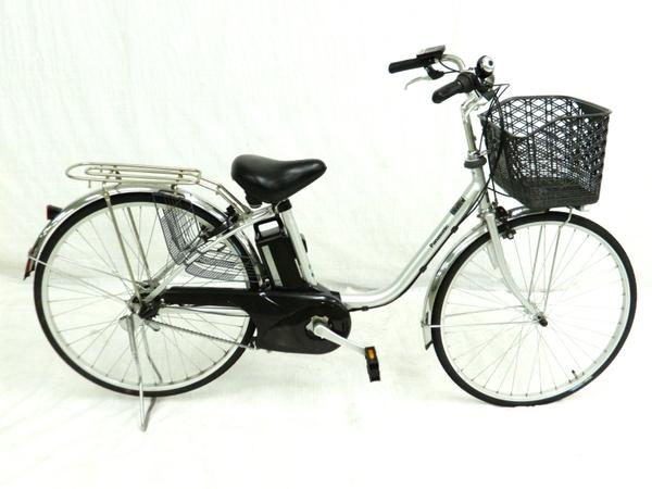 【中古】 Panasonic パナソニック BE-ELTX632 電動 アシスト 自転車【大型】 Y3398149