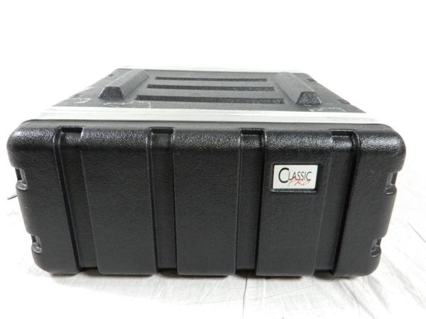 CLASSIC PRO CPA04 4U ABS樹脂仕様 ラックケース 19インチ  K3486475:ReRe(安く買えるドットコム)