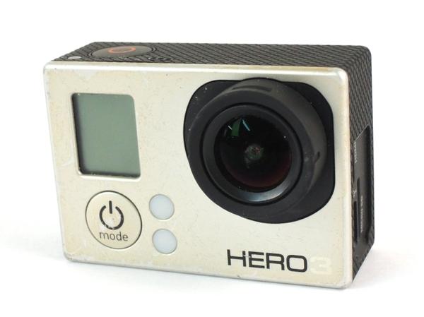 GoPro HERO3 Silver Edition CHDHE 301 本体のみ Y2653947w0OP8nk