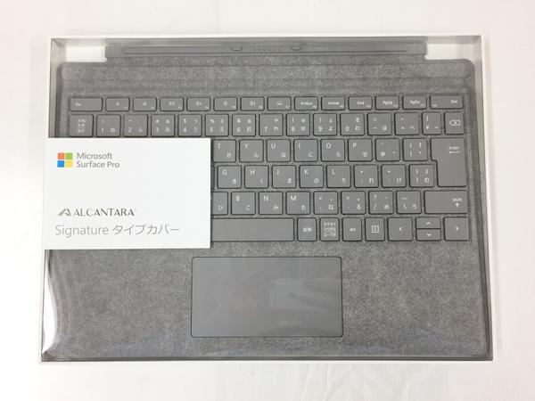 【本日特価】 未使用【】 T4765734 Microsoft Microsoft Surface Pro 未使用 Signature タイプ カバー FFP-00019 プラチナ T4765734, 豪華で新しい:69ca60b3 --- delipanzapatoca.com
