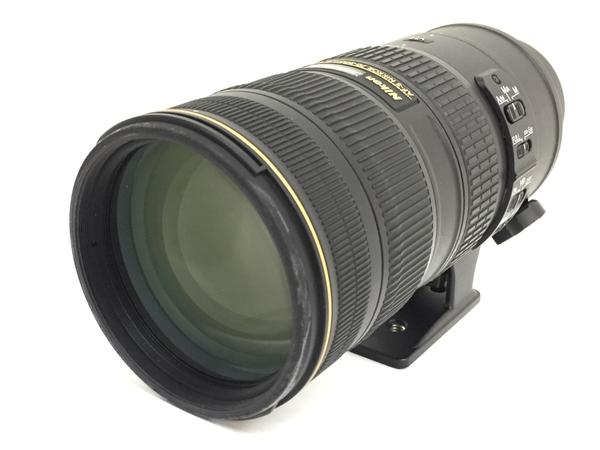 新版 【】 Nikon ニコン AF-S F2.8G NIKKOR 70-200mm レンズ F2.8G ED NIKKOR VR II カメラ レンズ T3640083, キタツガルグン:4fc16e00 --- baecker-innung-westfalen-sued.de