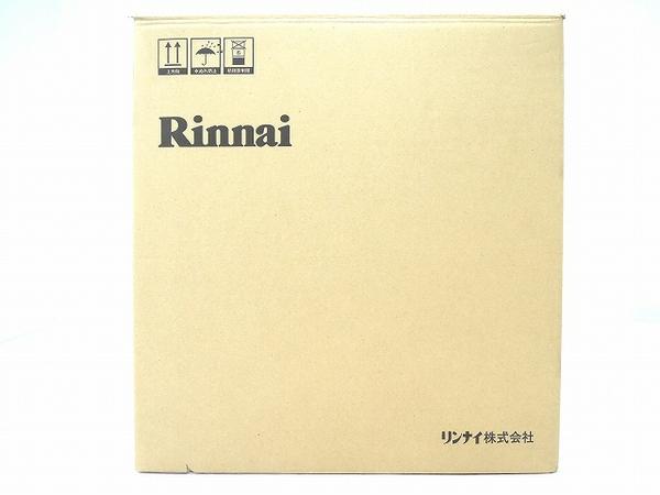 未使用 【中古】 未使用 Rinnai RR-S200GV 電子ジャー ガス炊飯器 都市ガス 業務用 リンナイ O5166531