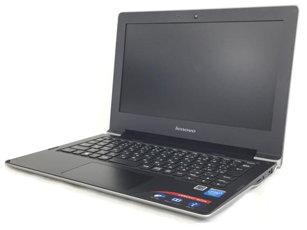 【中古】 lenovo レノボ S21e 80M4001TJP ノート パソコン PC 11.6型 Celeron N2840 2GB eMMC64GB Win8.1 64bit プラチナシルバー T3238702