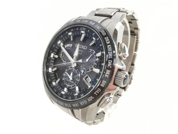 【感謝価格】 【】 SEIKO セイコー アストロン 8X53-0AB0-2 メンズ ソーラー 腕時計 S4999352, ストッキングの通販サイトLegStyle 39e2a1b3