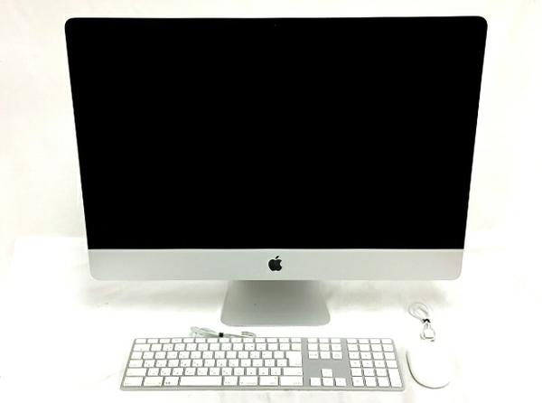 【在庫有】 【】 Apple アップル iMac ME088J/A 一体型PC 27型 i5 4570 3.2GHz 8GB SSD128GB HDD1TB Mojave 10.14 GeForce GT 755M 良好 楽 【大型】 T3765199, ジュエリー工房 遊彩 97ffb9e1