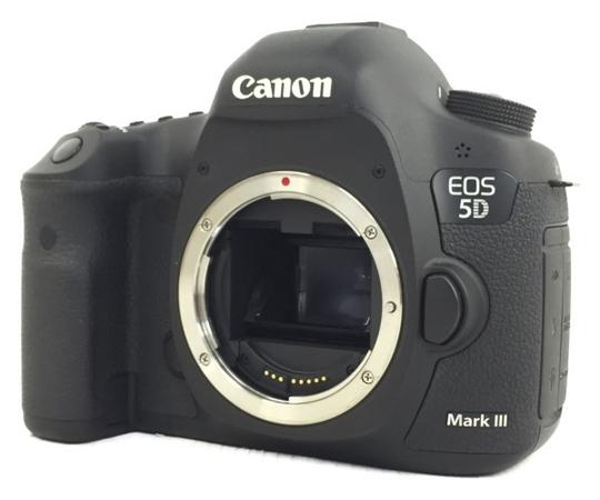 【中古】 Canon EOS 5D MarkIII デジタル一眼レフカメラ ボディ N3915863