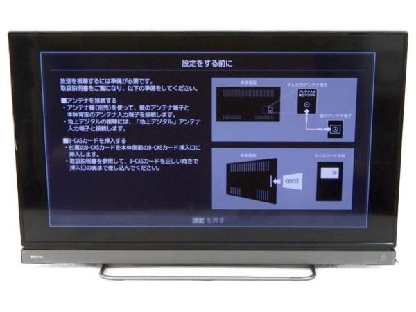 中古 TOSHIBA 激安卸販売新品 東芝 REGZA 40V30 液晶 大型 映像機器 信託 40型 テレビ Y3448045
