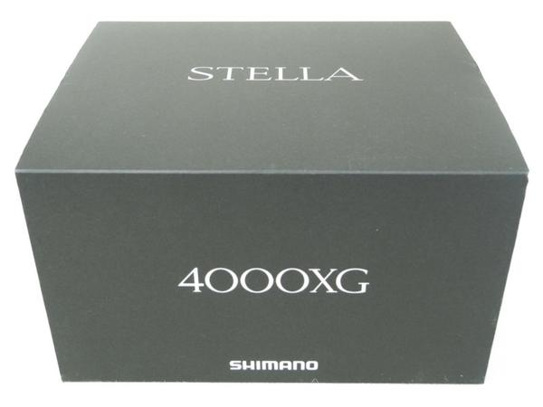 未使用【中古 4000XG】 SHIMANO STELLA シマノ '18 ステラ ステラ シマノ 4000XG リール 釣り N3794947, Ones Interior:83d4882c --- officewill.xsrv.jp