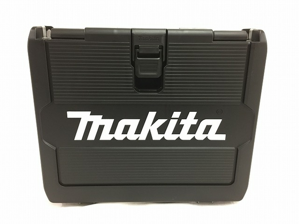 未使用 【中古】 makita マキタ TD171DRGXB 充電式 6.0Ah インパクトドライバー 電動工具 ブラック T3540112