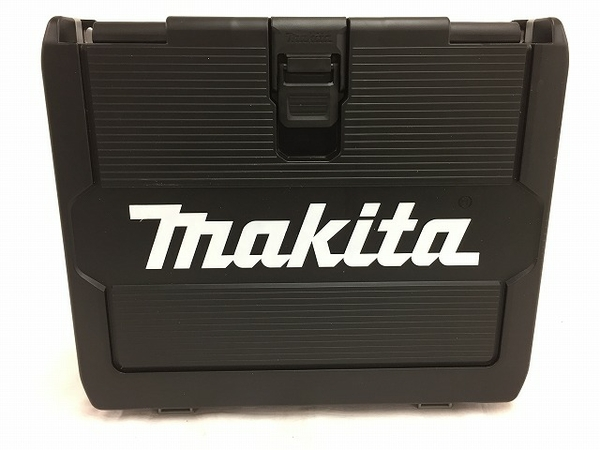 未使用 【中古】 makita マキタ TD171DRGXB 充電式 6.0Ah インパクトドライバー 電動工具 ブラック T3540113