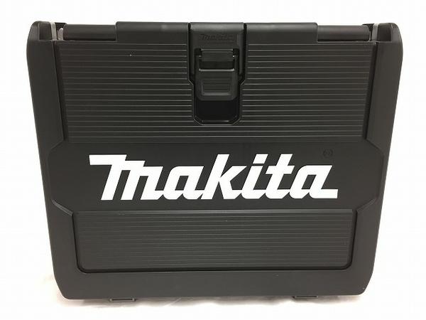未使用 【中古】 makita マキタ TD171DRGXB 充電式 6.0Ah インパクトドライバー 電動工具 ブラック T3540114