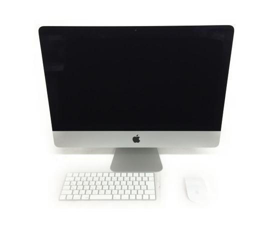 【美品】 【】 良好 Apple アップル iMac MMQA2J/A 一体型 PC 21.5型 2017 i5 7360U 2.3GHz 8GB HDD1TB High Sierra 10.13 Iris Plus T3222596, ハガチョウ 5dcd1459