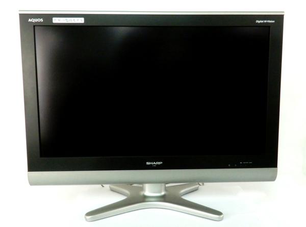 【中古】 SHARP シャープ AQUOS LC-32E5 液晶 テレビ 32型 映像 機器 【大型】 Y3824913