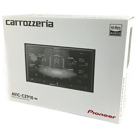 最大の割引 未使用 【】 Pioneer AVIC-CZ910-DC サイバーナビ carrozzeria カーナビ パイオニア Y4474586, オケトチョウ 8dcab8fa