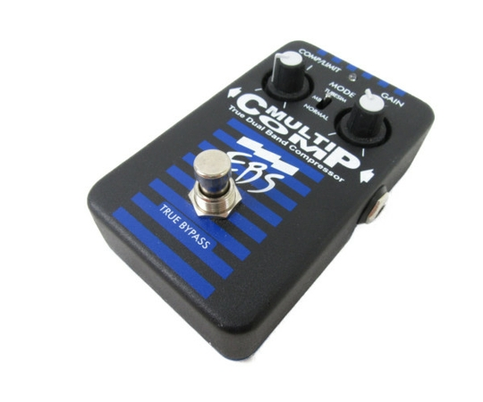 【中古】 EBS MULTICOMP True Dual Band Compressor TRUE BYPASS コンプレッサー 楽器 器材 N3493505