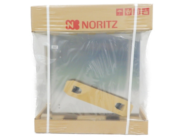 未使用 【中古】 NORITZ ガス給湯機器 ガスふろがま GBSQ 8.5号シャワー GBSQ-820D 都市ガス 右パイプ Y3753790