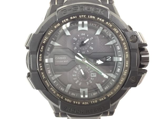 【中古】 CASIO G-SHOCK GW-A1000FC-1AJF カシオ Gショック スカイコックピット GRAVITYMASTER メンズ 腕時計 T3894074