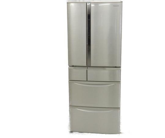 【中古】 Panasonic パナソニック NR-F478TM トップユニット 冷蔵庫 472L 【大型】 K3412700