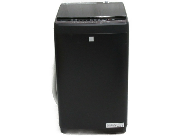 【中古】 Hisense ハイセンス 全自動洗濯機 HW-G55E5KK 2017年製 5.5kg 【大型】 N3636819