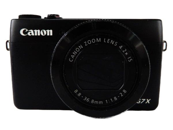 【中古】 Canon キャノン PowerShot G7X デジタル カメラ コンデジ 機器 Y3556319