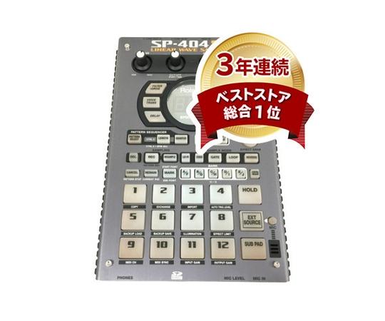 【中古】 Roland SP-404SX コンパクト サンプラー ローランド オーディオ 音響 中古 O4896186