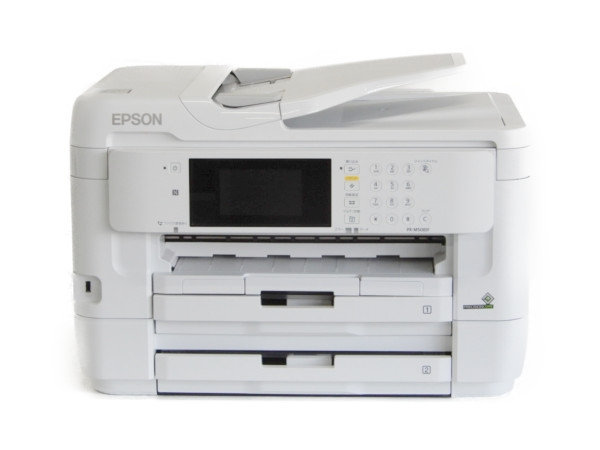 【中古】 中古 エプソン EPSON PX-M5081F ビジネス プリンター インクジェット 複合機 F3512197