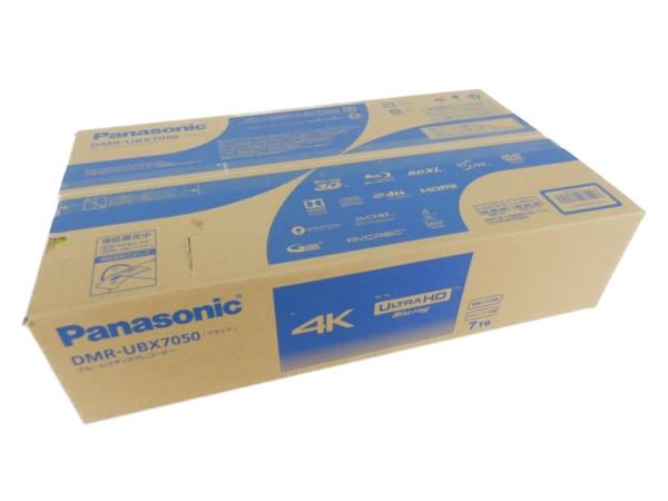新作 未使用【】 Y3653281 未開封 未開封 Panasonic パナソニック DIGA DMR-UBX7050 ブルーレイ DMR-UBX7050 ディスク レコーダー 全自動 4K 映像 機器 7TB Y3653281, 小俣町:1046f3be --- baecker-innung-westfalen-sued.de