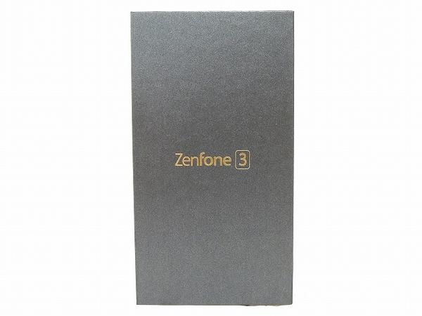 品質検査済 未使用 【】 未使用 ASUS ZE520KL Zenfone 3 SIMフリー スマートフォン スマホ 32G 5.2型 クリスタルゴールド O4996215, dish(ディッシュ) 51e4a338