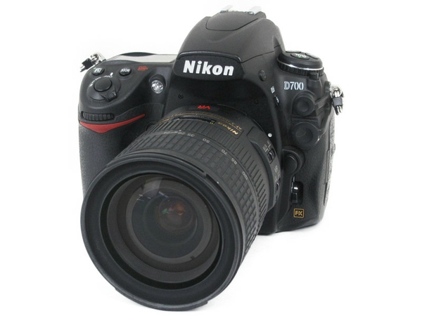 激安直営店 【】 Nikon カメラ ニコン D700 ニコン デジイチ レンズキット D700LK カメラ デジタル一眼レフ ブラック デジイチ N3017765, タカラベチョウ:e660a8ca --- heathtax.com