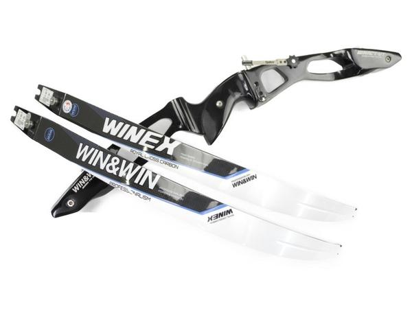 【中古】 WIN&WIN WINACT-VT WINEX ハンドル リム アーチェリー ウィンアンドウィン N3891962