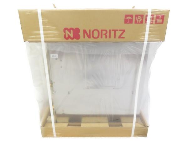 未使用 【中古】 NORITZ ガス給湯機器 ガスふろがま GBSQ 8.5号シャワー GBSQ-820D 都市ガス 左パイプ  S3771349