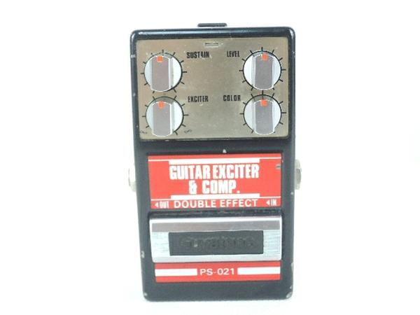リンク:PS-021 GUITAR EXCITER & COMP.