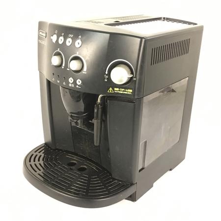 【中古】 DeLonghi デロンギ MAGNIFICA ESAM1000SJ エスプレッソマシン コーヒーメーカー 家電 Y3890639