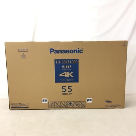 未使用 【中古】 未開封 Panasonic TH-55FZ1000 4K 有機EL テレビ 55型 2018年 発売モデル 【大型】 W3752837