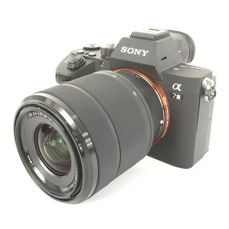 【中古】 SONY ソニー α 7III ILCE-7M3 デジタル カメラ レンズ キット 趣味 機器 Y3910902