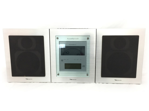 Nakamichi CDコンポ SoundSpace5 オーディオ スピーカT2905617nO8PZN0wkX