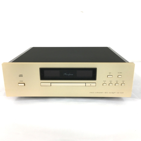 Accuphase アキュフェーズ DP-500 CDプレーヤー オーディオ リモコン 付き Y3910116
